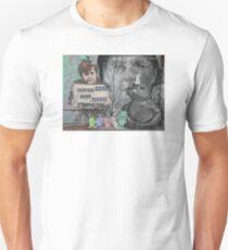 STRANGE DAYS ANGELA!  Unisex T-Shirt