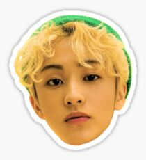 Mark Lee- My First and Last Sticker