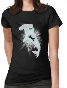 Weaponized Soul Womens Fitted T-Shirt