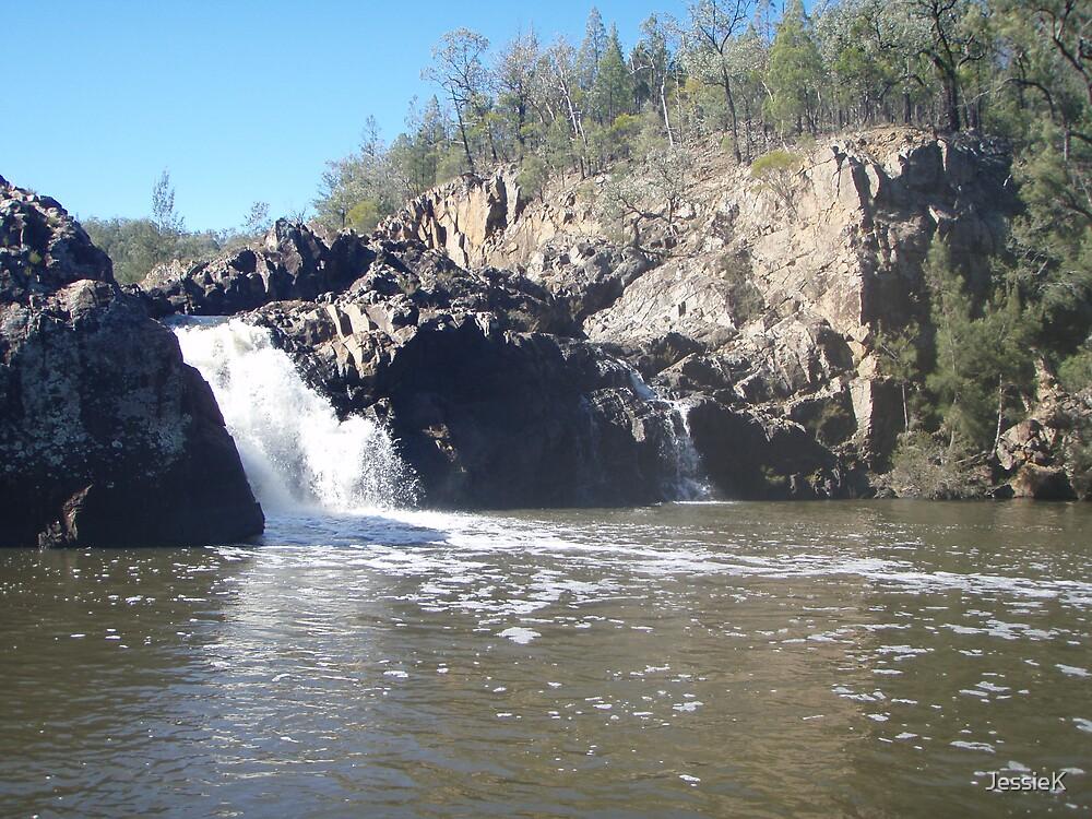 Nundubbermere Falls by JessieK