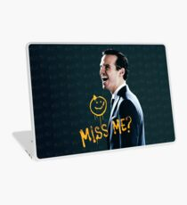 Miss me Laptop Skin