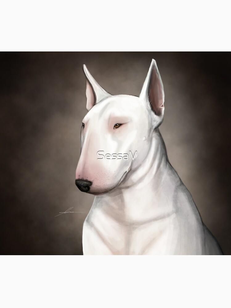 Bull Terrier by SessaV