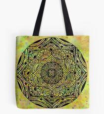 First of Spring Mandala Tote Bag