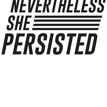 She Persisted by inspires