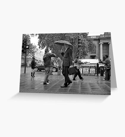 My London Greeting Card