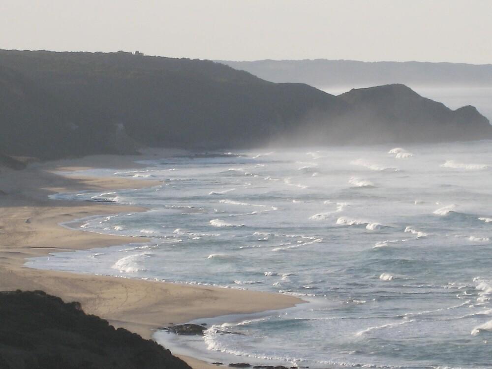 Johanna Beach by deborah