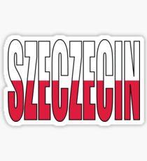 Szeczecin Sticker
