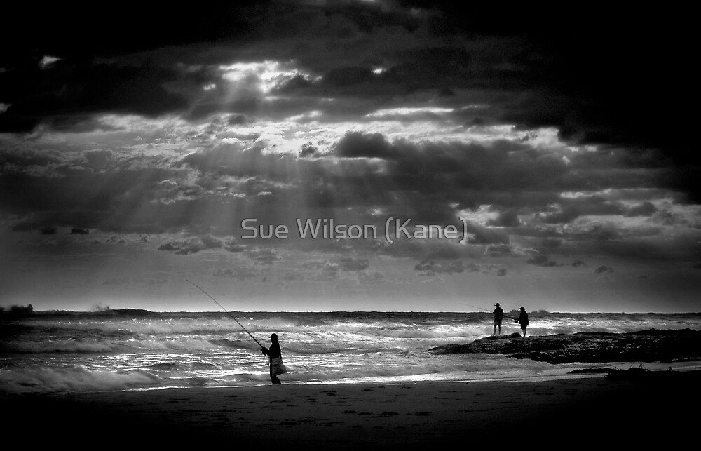 Ray of hope by Sue Wilson (Kane)