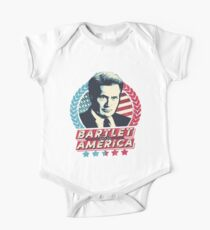 Bartlet For America One Piece - Short Sleeve