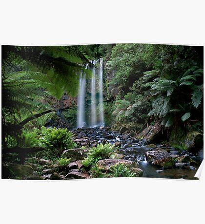 Hopetoun falls, Australia Poster