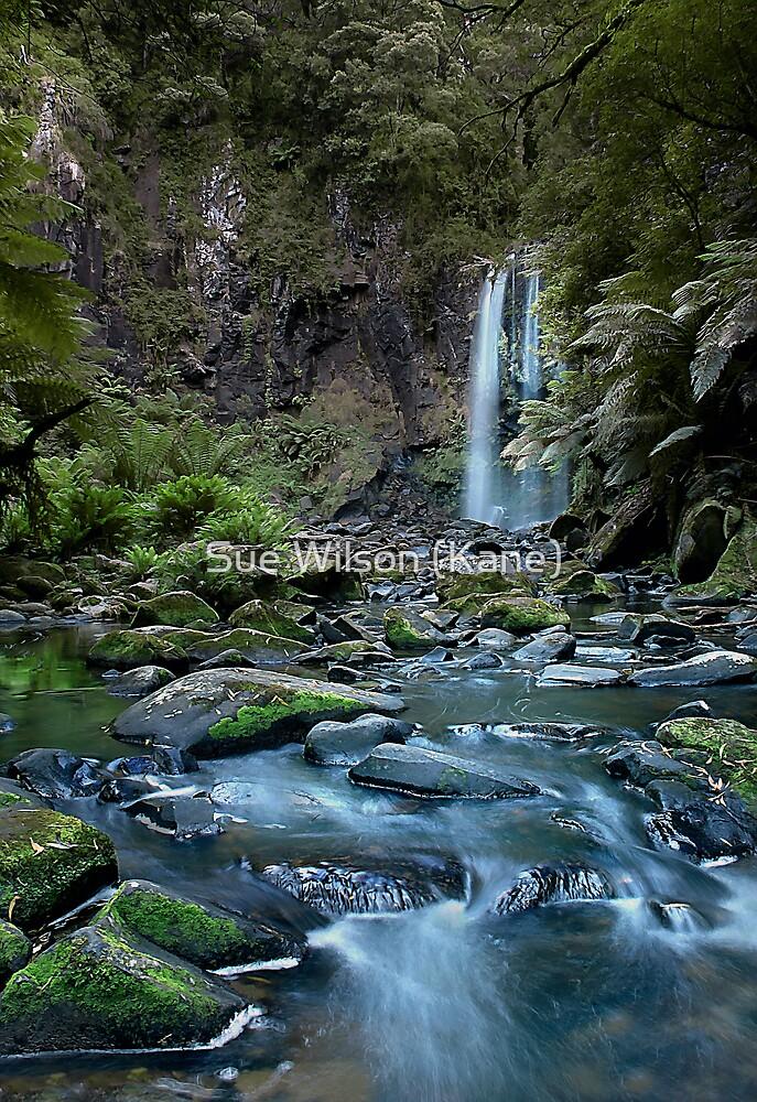 Hopetoun falls Vic, Aus. by Sue Wilson (Kane)