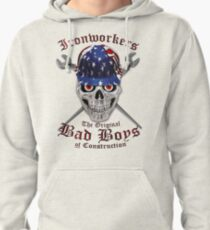 Ironworkers - The Original Bad Boys of Construction Pullover Hoodie