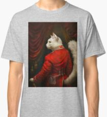 The Hermitage Court Chamber Herald Cat Edited version Classic T-Shirt