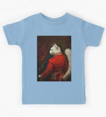 The Hermitage Court Chamber Herald Cat Edited version Kids Clothes