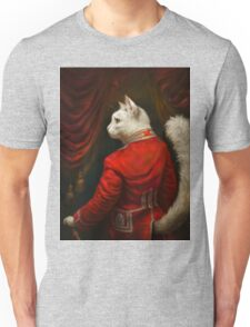 The Hermitage Court Chamber Herald Cat Edited version Unisex T-Shirt
