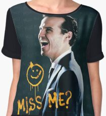 Miss me Women's Chiffon Top