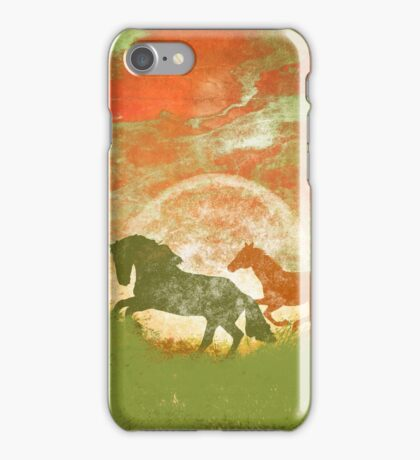 What We Find in a Soulmate... iPhone Case/Skin