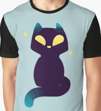 Catitude Graphic T-Shirt