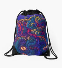KRAKEN Drawstring Bag