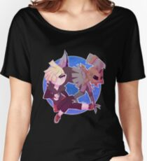 Gladion + Type: Null Women's Relaxed Fit T-Shirt