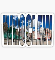 Wroclaw Sticker