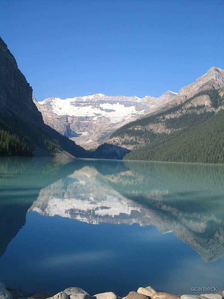 Lake Louise Canada by scarneck