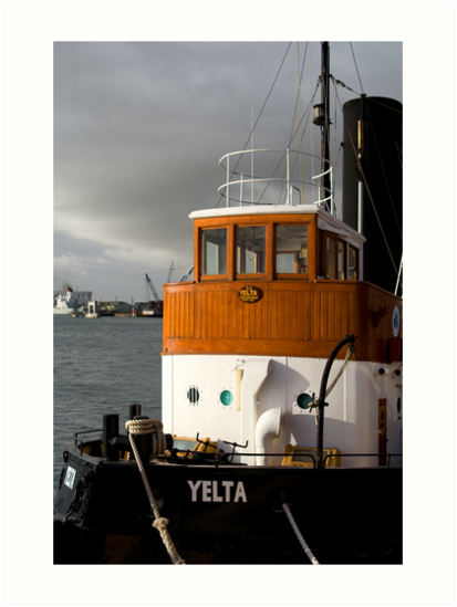 Yelta by Peter Ede
