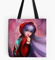 Red Riding Hoodie - Part 2 Tote Bag