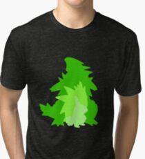 Tyranitar Evolutionary Line Tri-blend T-Shirt
