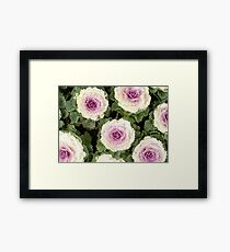 Japanese Flowers 2 Framed Print