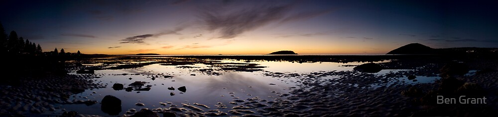 Victor Harbor Sunrise by Ben Grant