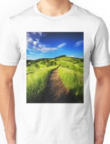 Countryside Road Unisex T-Shirt