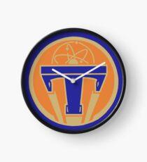 Tomorrowland Logo 1 - 'Tomorrowland' Clock