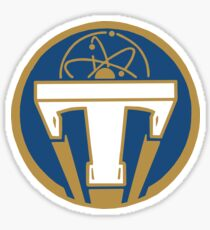 Tomorrowland Logo 2 - 'Tomorrowland' Sticker