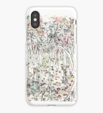 Forest Reflection iPhone Case/Skin