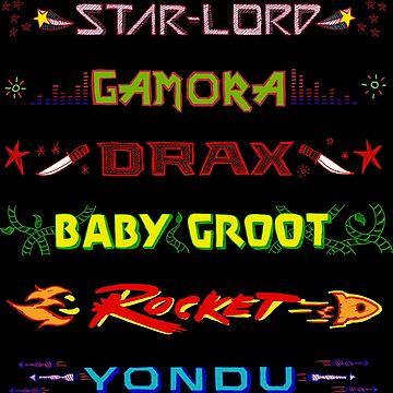 Star Kids by BuckRogers