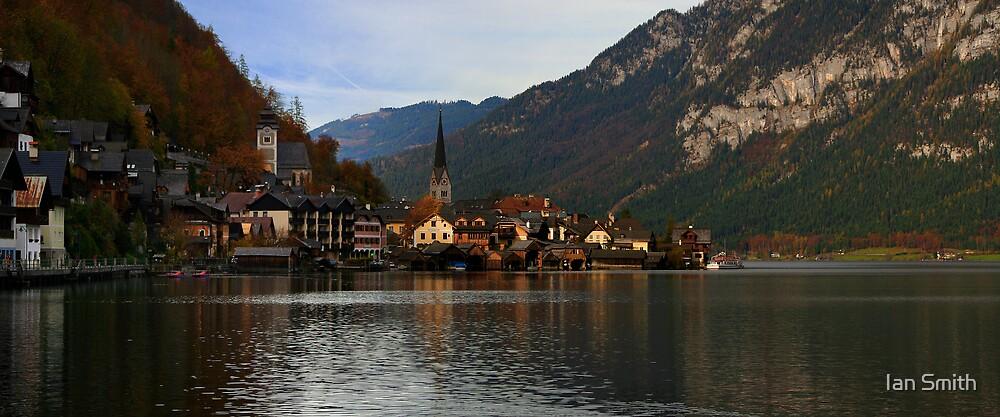 Hallstatt Austria by Ian Smith