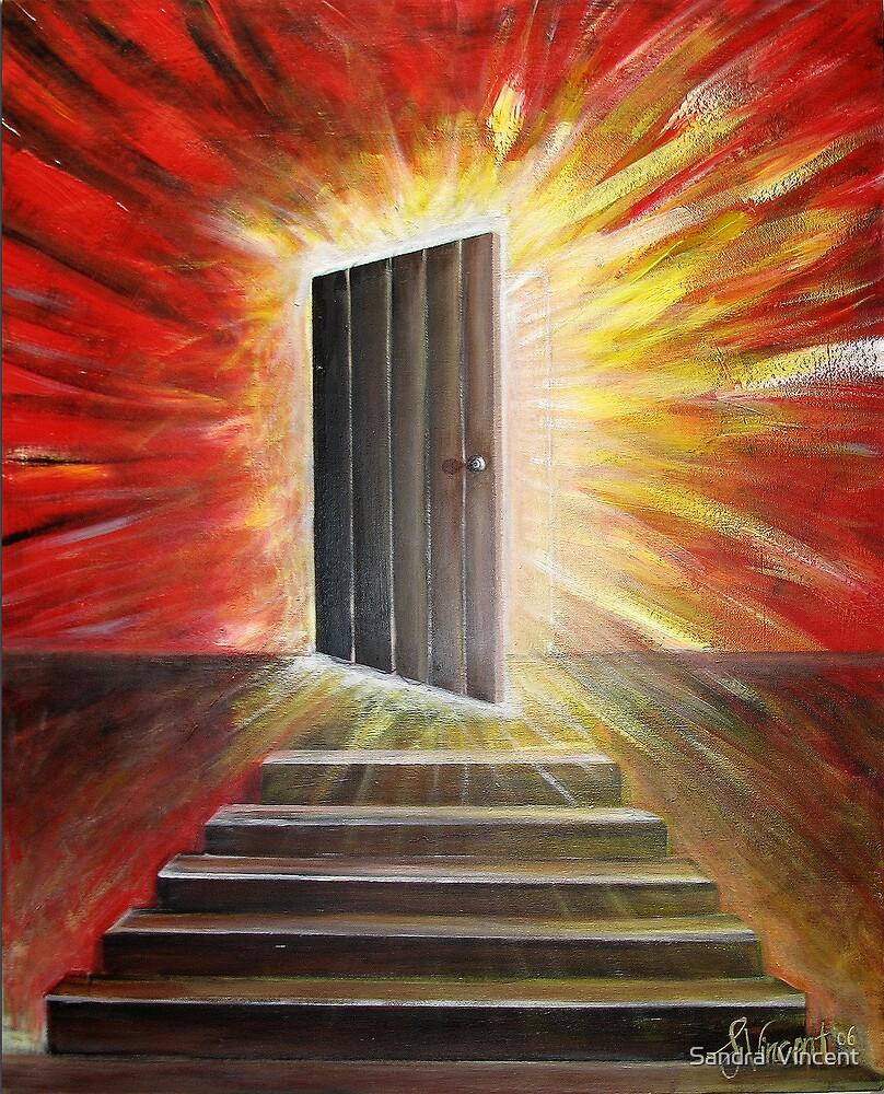 Chances by Sandra  Vincent