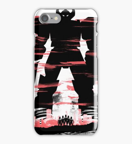 Rangers In The Night iPhone Case/Skin