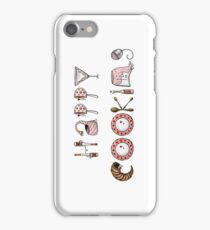 Happy Cooking! iPhone Case/Skin