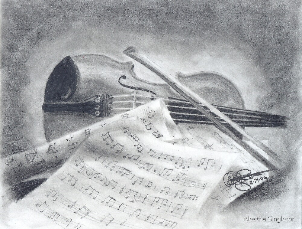 Master Violin by Aleatha Singleton