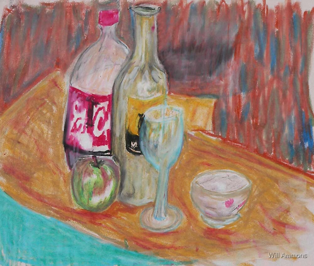 Quirky Still Life by Will Ammons