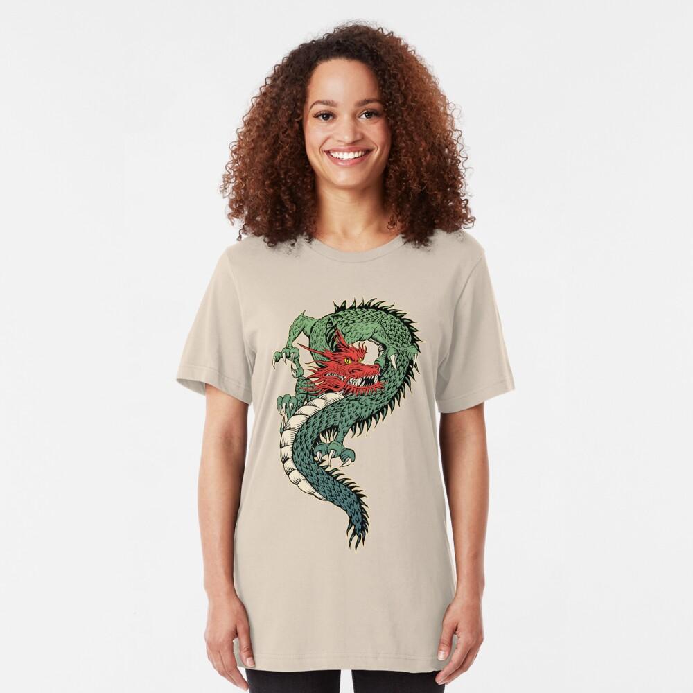 Dragon Slim Fit T-Shirt