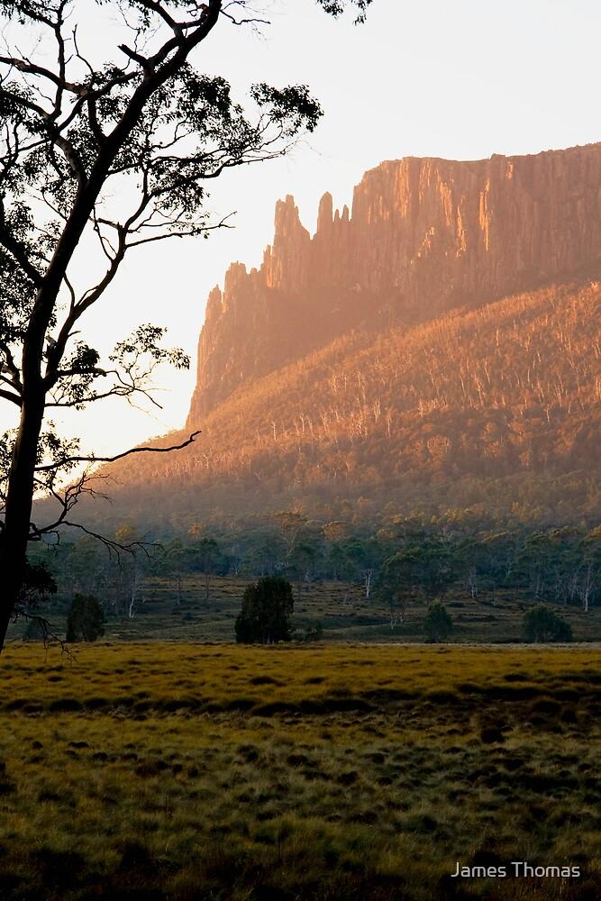 Mt. Oakliegh by James Thomas