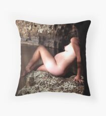 Moment Of Love Throw Pillow