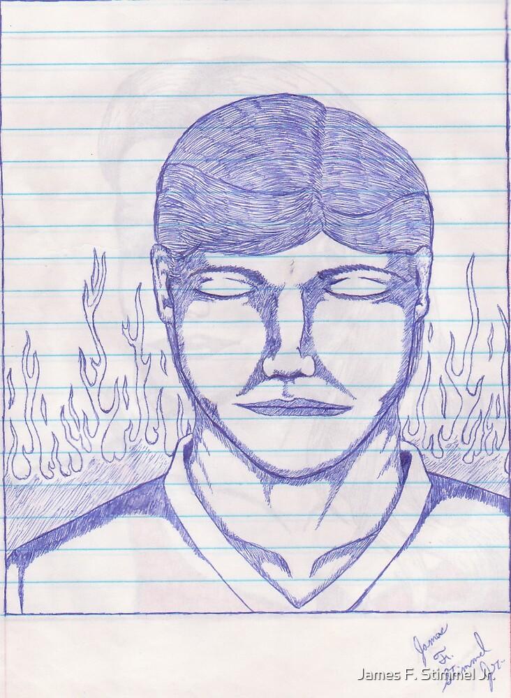 draw by James F. Stimmel Jr.