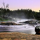 Noble Falls At Dawn by EOS20
