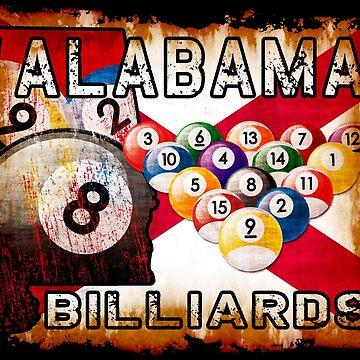 Alabama Billiards by dgpaul