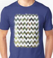 Cactus Garden Chevron 3T Unisex T-Shirt