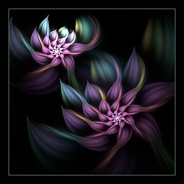 Waterlilies by Fraxa